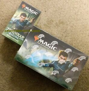 Magic The Gathering Zendikar Rising Draft Booster Japanese Version 36Pack BOX