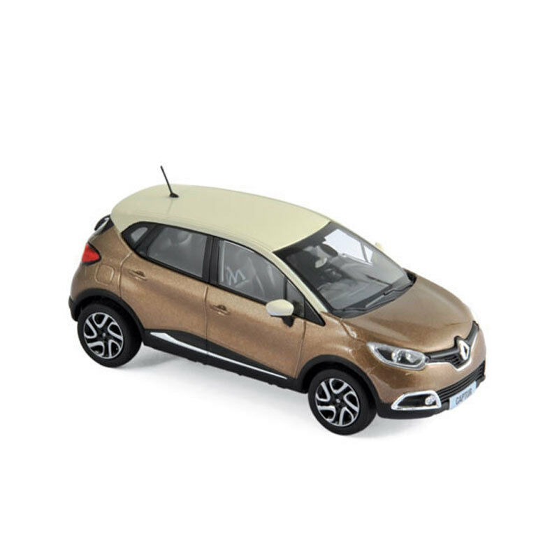 Norev 517774 Renault Captur Brown Beige 2013 Model Car Scale 1 43 NEW  °