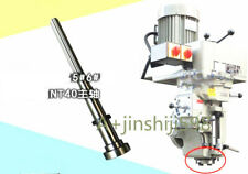 Bridgeport Milling Machine Parts Nt40 Shaft Spindle Vertical Mill Tools 5 6