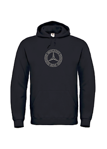 mercedes benz hoodie quality f1 dtm car racing. Black Bedroom Furniture Sets. Home Design Ideas