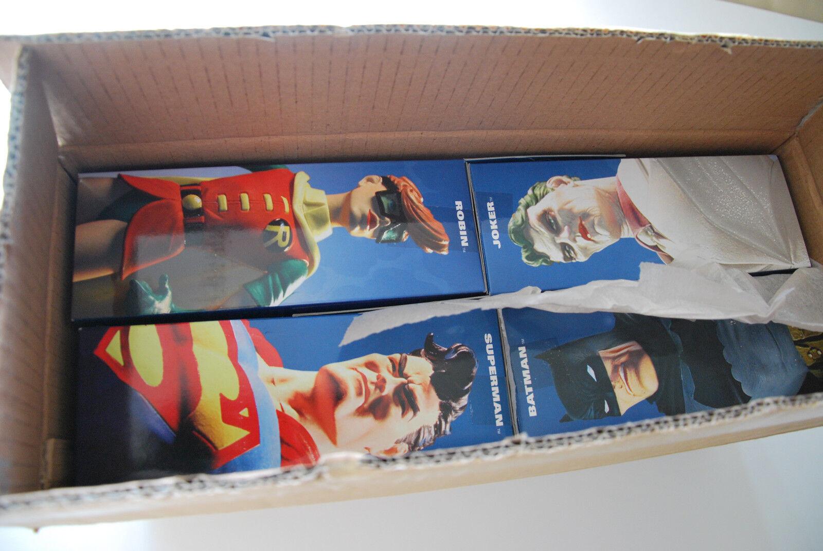 BATMAN SUPERMAN JOKER ROBIN Dark Knight Returns Collection DC Direct figure NEW