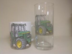 JOHN-DEERE-MUG-AND-MATCHING-TALL-HIGHBALL-GLASS