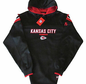 Kansas City Chiefs NFL Long Pass Hoodie Jersey - Adult ...