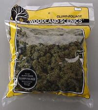 Woodland Scenics FC181 Clump Foliage Burnt Grass (3 Quart Bag) NEW