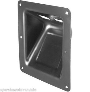 Angled Metal Input Dish
