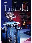 Turandot San Francisco Opera Runnicles 0807280008999 DVD Region 1
