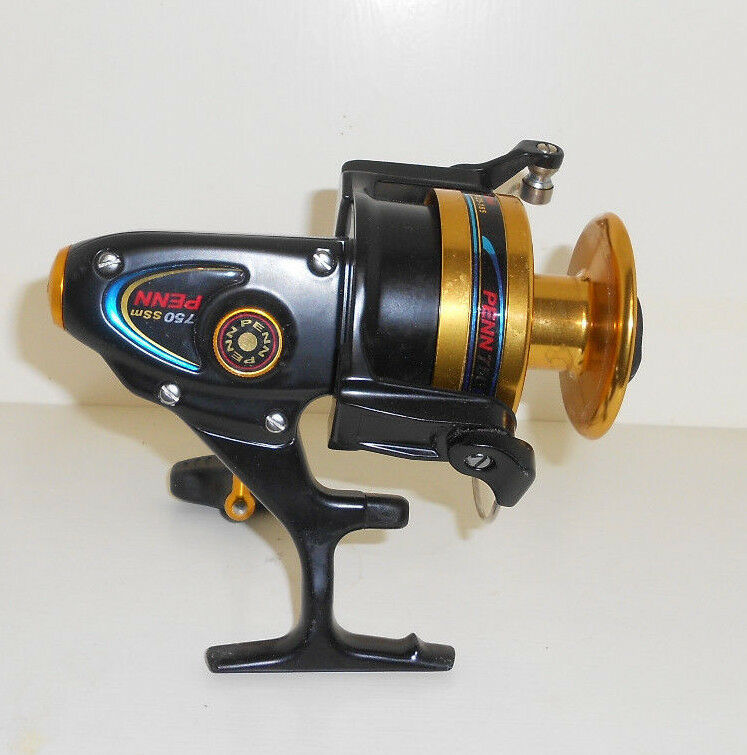 Penn 7500SSm Spinfisher Reel Spinning reel Excellent Condition + cover