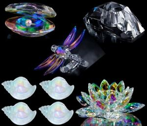 Crystal-Oyster-Shell-with-Pearl-Lotus-Candle-Holder-and-More-Your-Pick