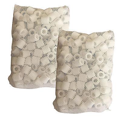 1000g 1kg Ceramica Filtro Anelli Biologico Mezzo Filtrante In Media Borsa