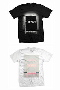 8c887df3769 Official The 1975 Music T-Shirt Indie Rock White Neon Sign Or Black ...