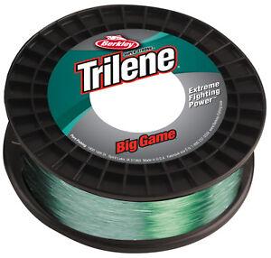 Monofilo-Berkley-Trilene-Big-Game-Green-600-Metri-0-48-0-55-0-60-0-70-0-75-0-90