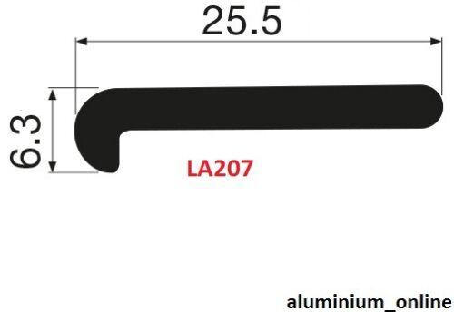 ALUMINIUM EDGE TRIM CORNER PROTECTOR FINISHING STRIP 10 VARIATIONS 250-2500mm 09