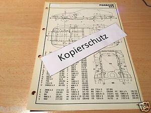 Massplan-Bodengruppe-Porsche-944