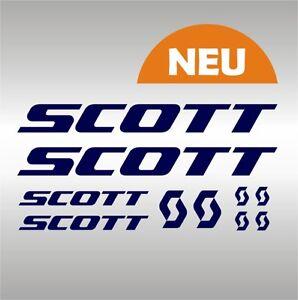 SCOTT-NEU-Aufkleber-Sticker-Set-bis-20-cm-laenge