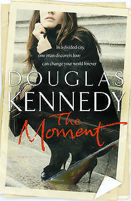 """AS NEW"" The Moment, Kennedy, Douglas, Book"