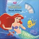 The Little Mermaid Read-Along Storybook and CD by Disney Book Group (Paperback / softback, 2013)