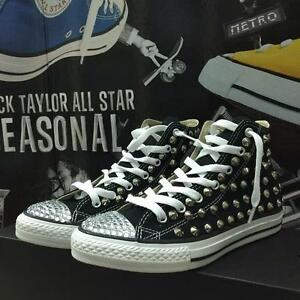 converse all star brillantini glitter