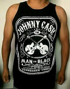 JOHNNY CASH PUNK ROCK TANK TOP MEN/'S SIZES NEW!