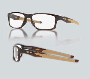 a37a478dd3e New Oakley OX 8090 CROSSLINK MNP 809004 Polished Rootbeer Eyeglasses ...