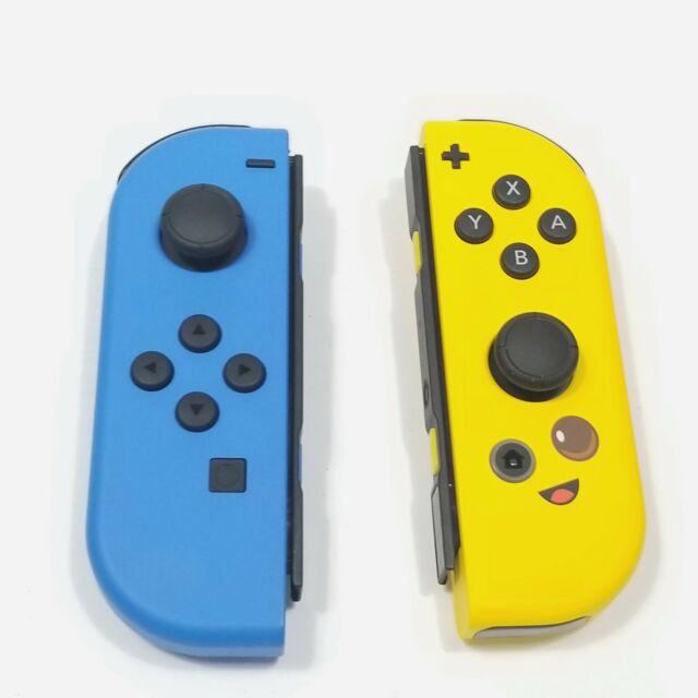 Nintendo Switch Joy-Con (L)/(R) Fortnite Blue Yellow Banana New No Box or straps