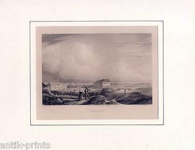 Norderney - Stahlstich Sander/payne 1841 Delikatessen Von Allen Geliebt