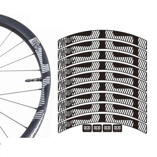 e13 trsr wheel sticker for Mountain Bike e.thirteen MTB Bicycle Cycling Decals