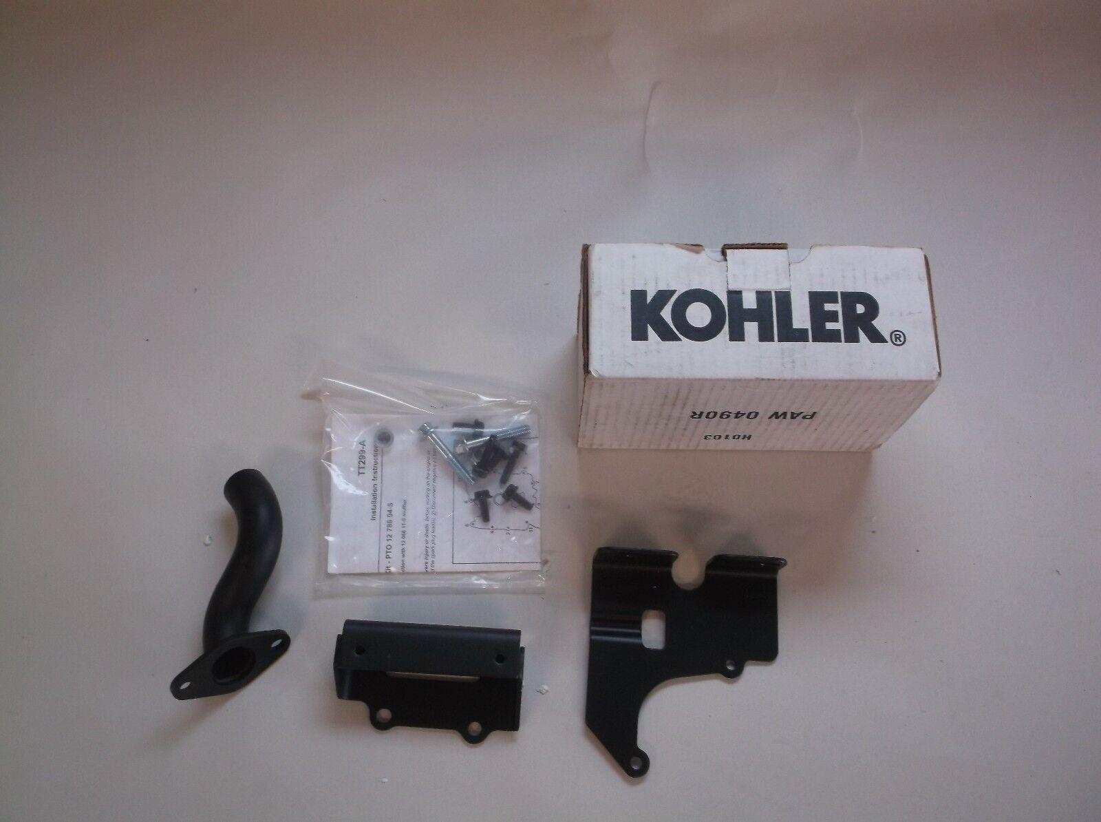 Nuevo Kit De Montaje Silenciador Kohler 12 786 04 (T)