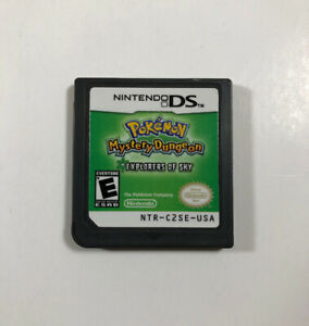 Pokemon-Mystery-Dungeon-Explorers-of-Sky-Nintendo-DS-Authentic-Please-Read
