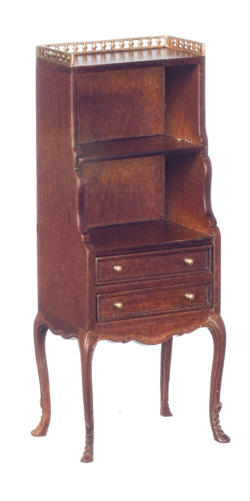 1:12 Scale JBM Miniature 1894 Arts & Crafts Hutch