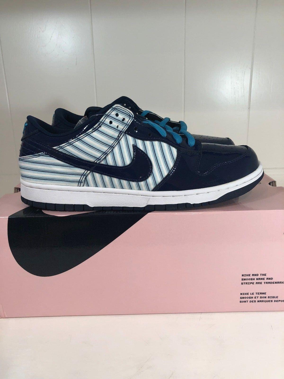 Nike SB Dunk Low bluee Avenger PL denim supreme pigeon freddy cement 11.5