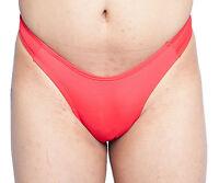 Gaff Panty For Crossdressing & Transvestite Men Red
