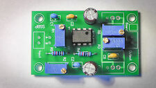 Filtro passa-banda audio visualizer PCB