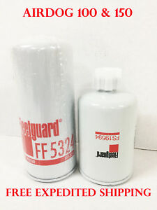airdog filters 100, 150 fleetguard replacement fuel filters cummins Glass Bowl Fuel Filter image is loading airdog filters 100 150 fleetguard replacement fuel filters