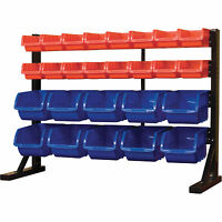 26 Removable Storage Bins Rack Accessories Parts Organizer Bench Top