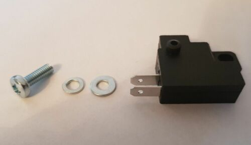 HONDA NSR 125  ALL MODELS  FRONT BRAKE LIGHT SWITCH WITH FITTING SCREW