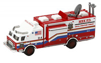 Matchbox Be A Hero E-one Mobile Command Center Vehicle