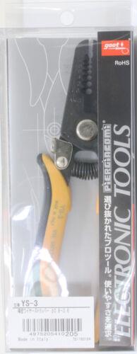 1x YS-3 Goot Japon Precision fils câble déflecteurs