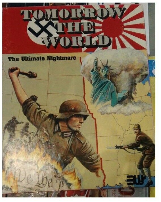 Tomorrow the World  The Ultimate Nightmare, Wargame, USED, English Edition by 3W