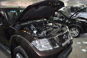 Aimable For Nissan Pathfinder R51 /navara D40 (2005-2014)gas Strut Bonnet Kit