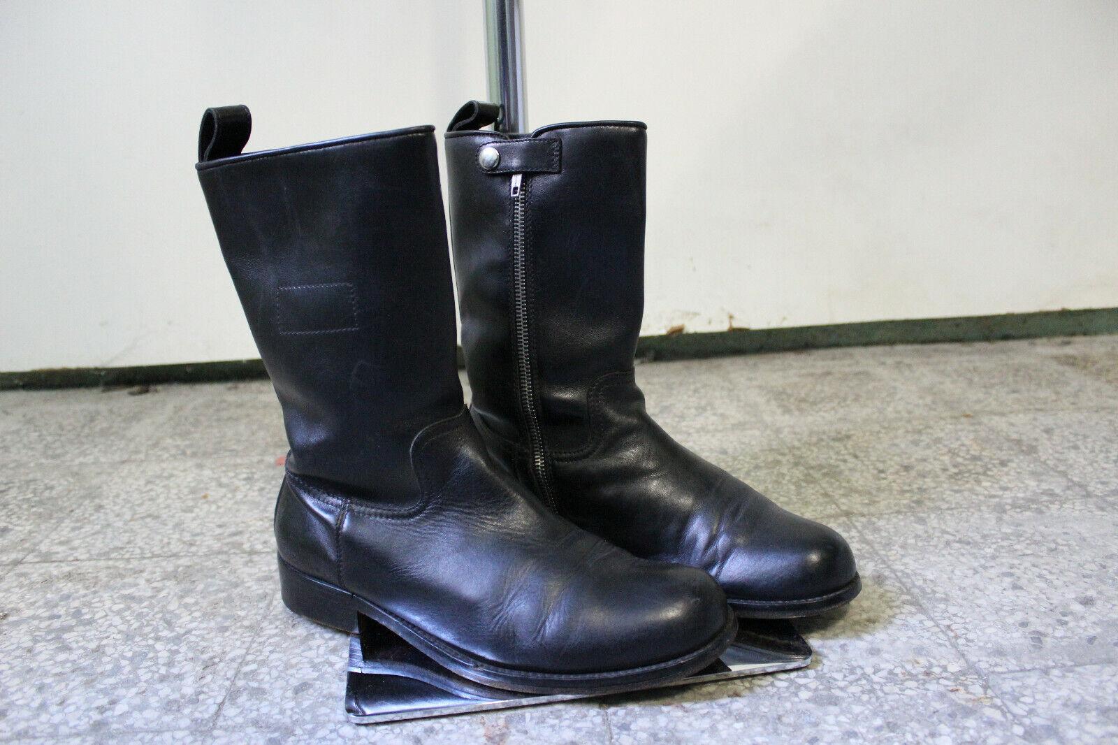 DSQUArot2  Stiefel Stiefel schuhe schuhe damen WOMAN N.39 N.39 N.39 PELLE LEATHER   VA977 6650ec