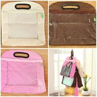 Luxury Purse Protector Bag Storage Organizer Dust Cover Watching Window Wlarge