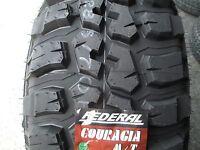 4 315/75r16 Inch Federal Mud Tires 315 75 16 3157516 75r R16 M/t Mt