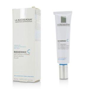 NEW-La-Roche-Posay-Redermic-C-Daily-Sensitive-Skin-Anti-Aging-Fill-In-Care