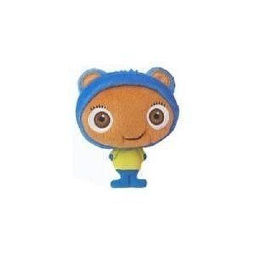 Fisher price Waybuloo Beanies Nok Tok 6 inch Plush Soft Stuffed Doll Toy