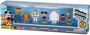 Disney Crossy Road Mini Figures Figurine 7 Pack Toys NEW, Stocking Filler