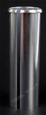 100mm Length 31.6//30.9 31.6mm to 30.9mm Bicycle Seatpost Shim 0.7mm Thickness