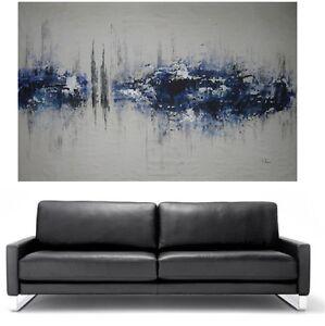 ORIGINAL-Bild-XXL-Acryl-Unikat-Kunst-Gemaelde-Malen-Abstrakt-Bilder-Leinwand