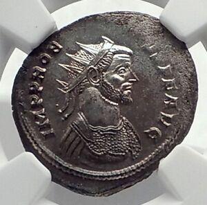 PROBUS-Authentic-Ancient-276AD-Rome-Genuine-Original-Roman-Coin-FIDES-NGC-i77341