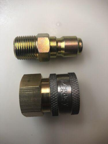 "Legacy 9.802-166.0 Pressure Washer Hose Quick Coupler Socket 3//8/"" FPT"