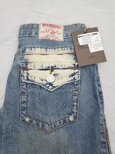NEW-TRUE-RELIGION-SECTION-503-TWISTED-FLARE-WOMEN-039-S-JEANS-SZ-27-x-27